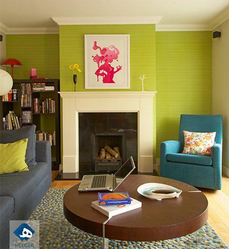 طراحی و اجرا معماری داخلی خانه