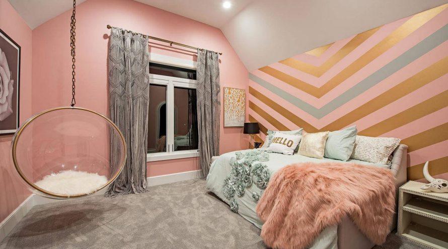 فضاهای خواب اتاق کودک
