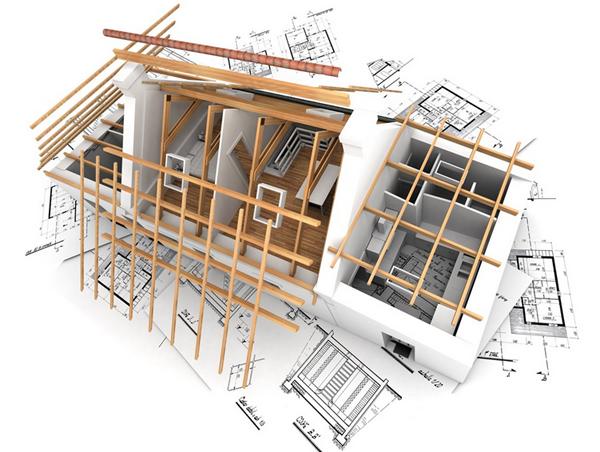 مراحل طراحی داخلی ساختمان