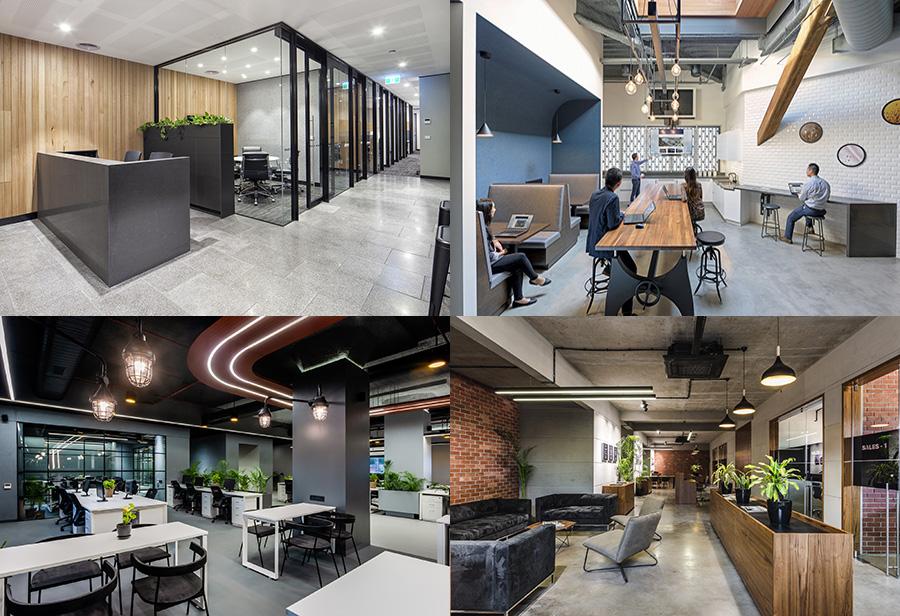 طراحی داخلی آژانس مسکن