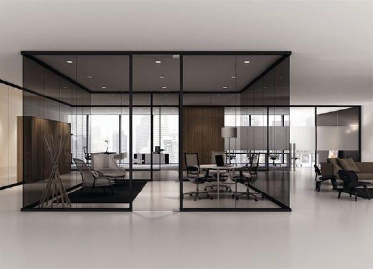 تفکیک فضاها در معماری داخلی