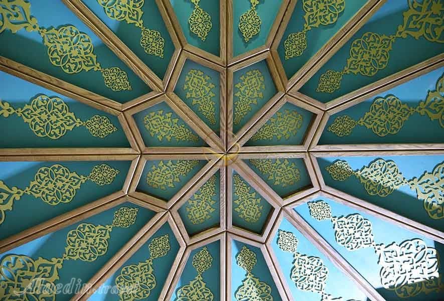 سبک سنتی ایرانی در معماری داخلی